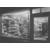 Schaufenster der Bäckerei am Abend nach der Eröffnung am 4. August 1955